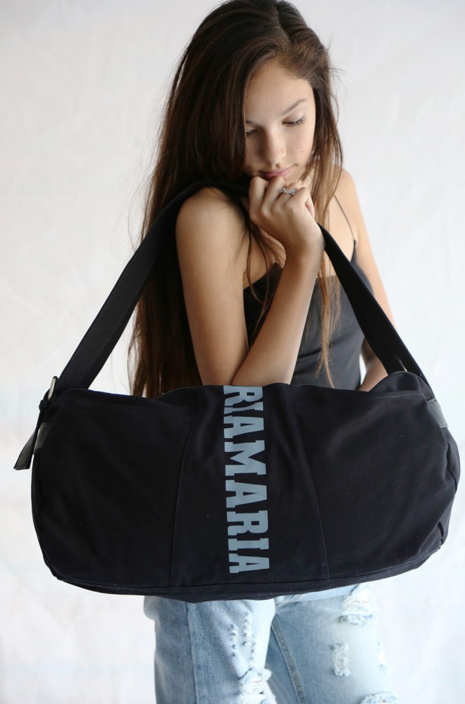 sleepover duffle bag