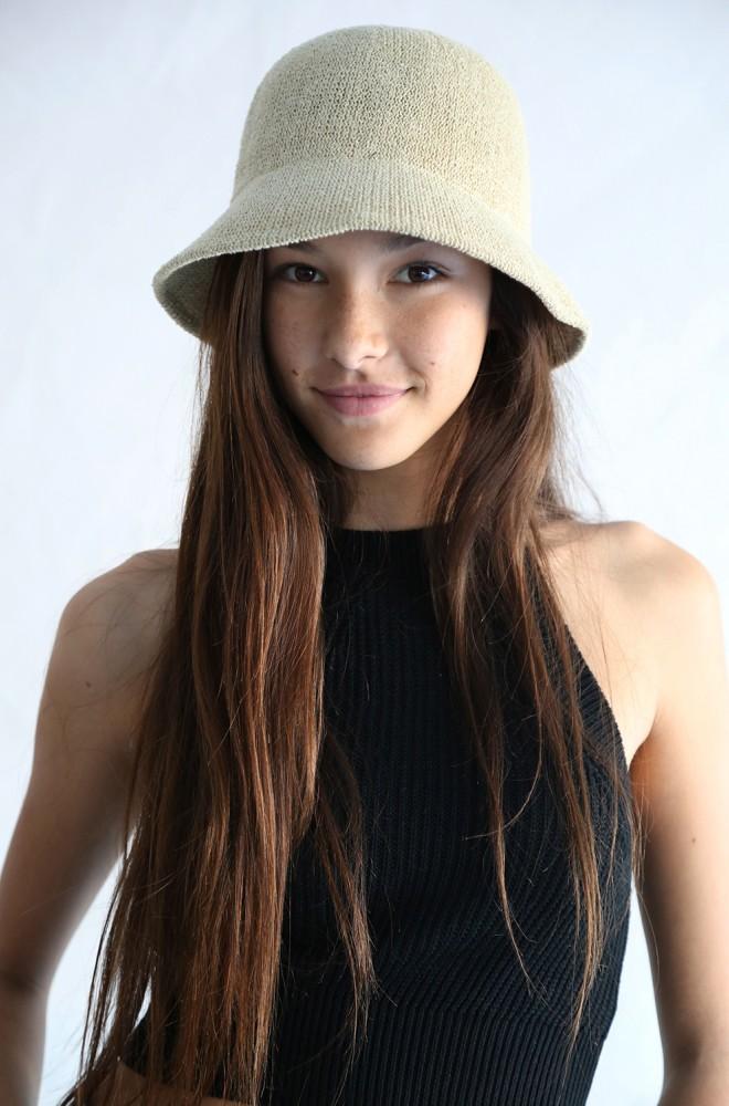 beach dont kill my vibe cloche hat