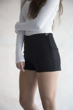 sparrow high waisted shorts