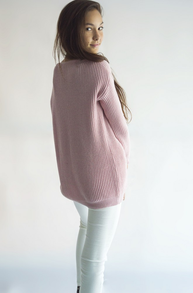 cotton candy jumper