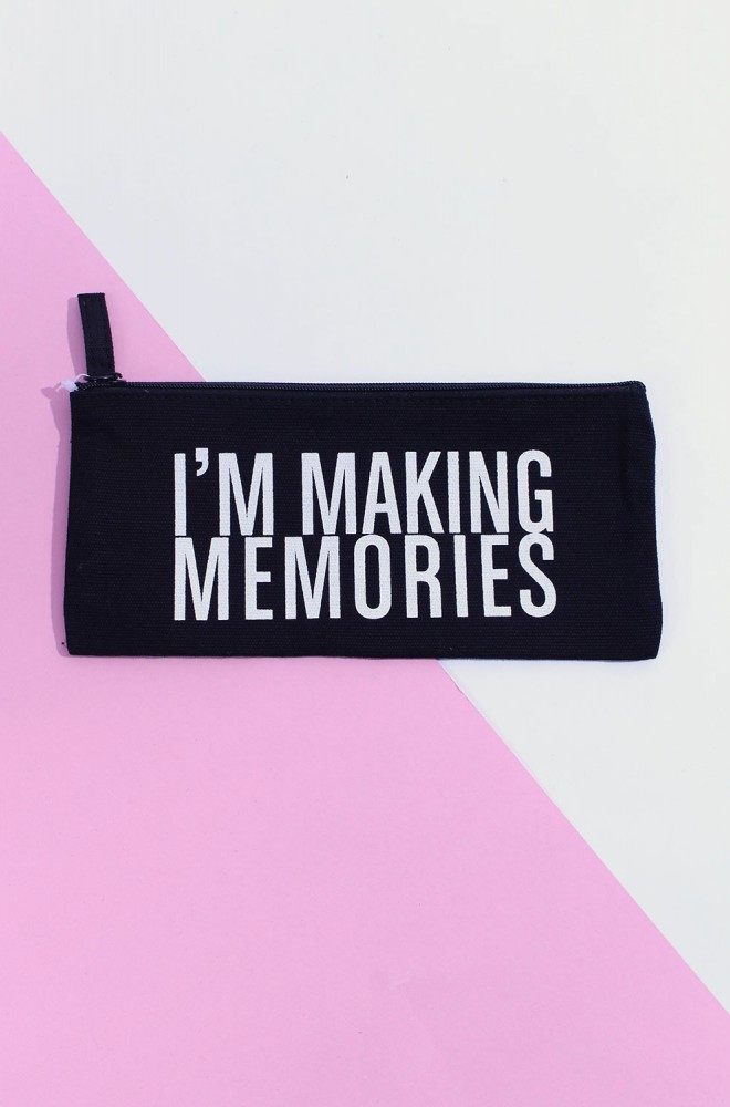 memories pouch small