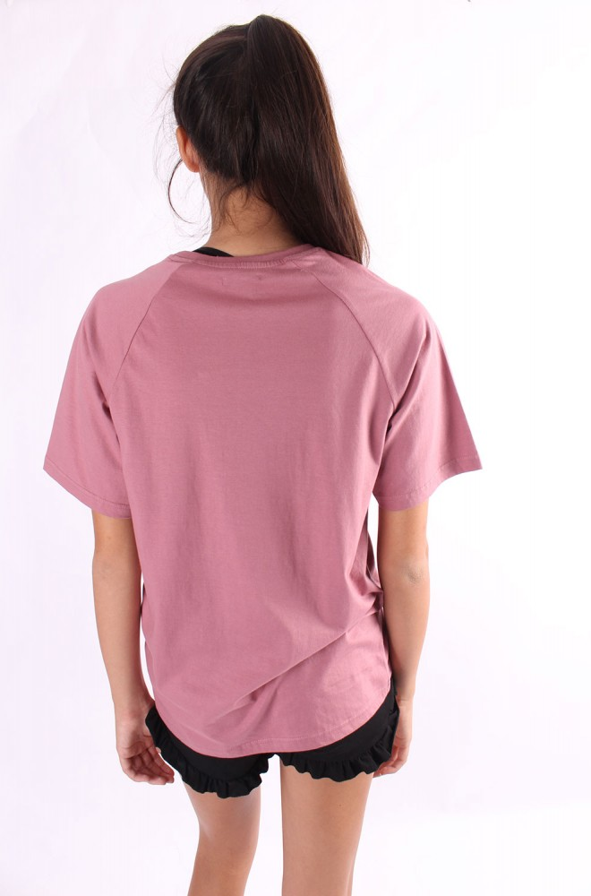 natalie french tee